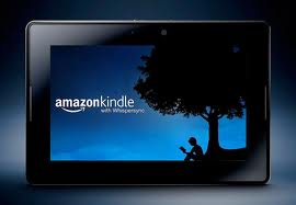 Possible Kindle Tablet
