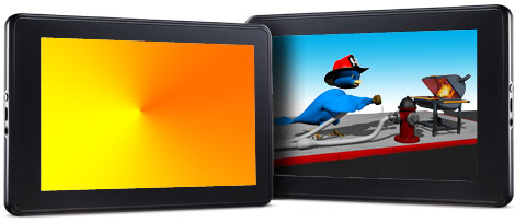 Kindle Fire or Flame